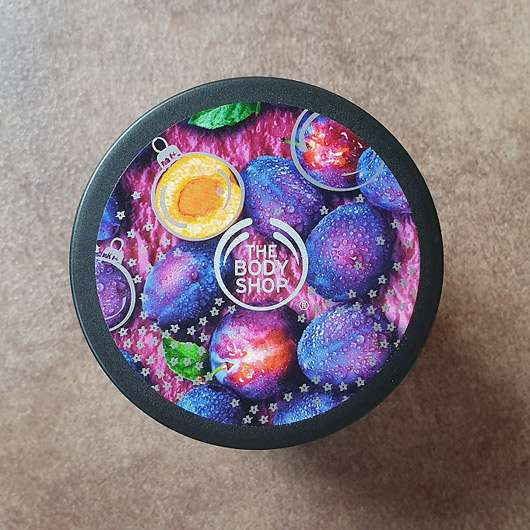 The Body Shop Rich Plum Body Yogurt (LE)