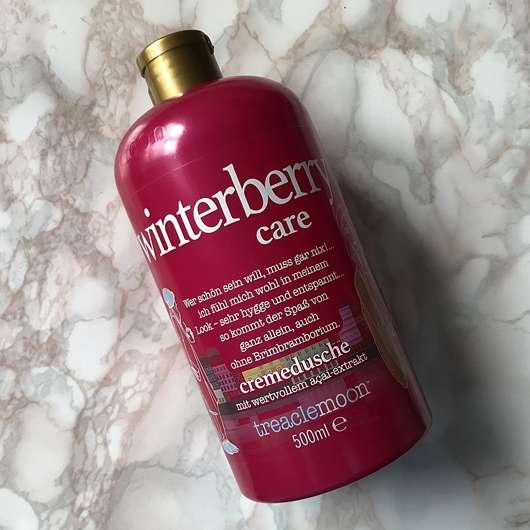 <strong>treaclemoon</strong> winterberry care cremedusche (LE)