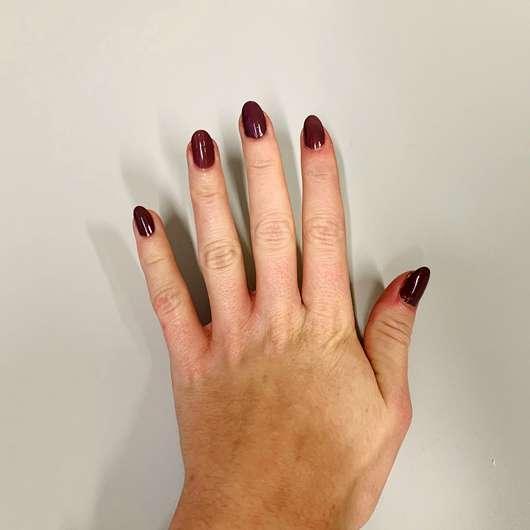 SpaRitual Fluent Extra Strength Lacquer Remover - lackierte Nägel