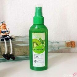 Produktbild zu alverde Naturkosmetik Volumen-Kick Spray Bio-Kiwi Bio-Apfelminze
