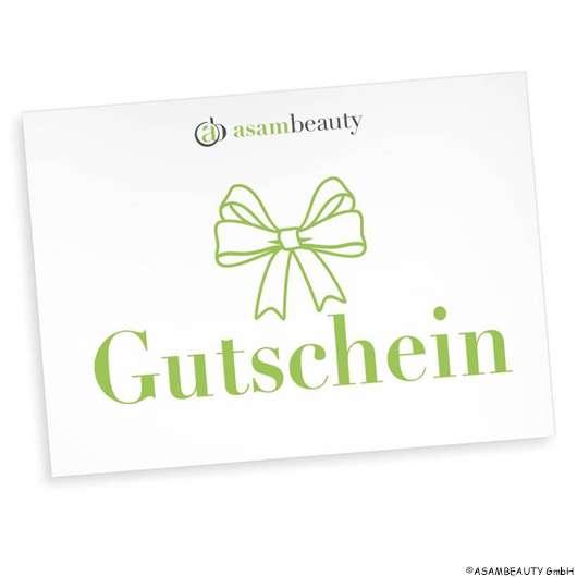 asambeauty Online-Gutscheine à 50€ zu gewinnen