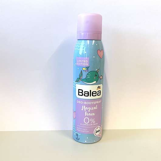 Balea Deo-Bodyspray Magical Team (LE)