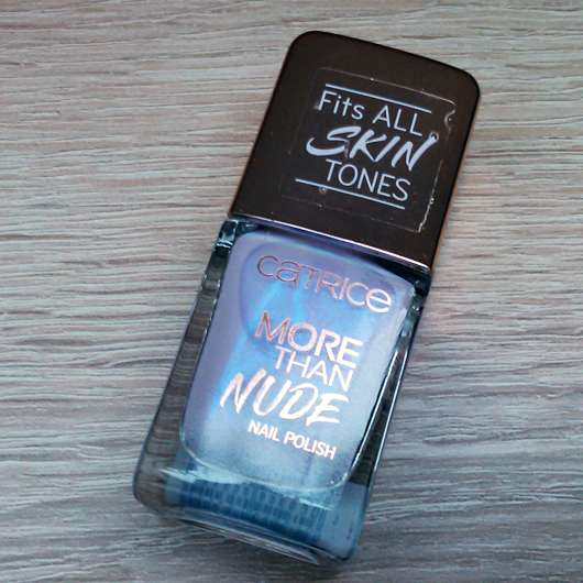 Catrice More Than Nude Nail Polish, Farbe: 03 Luminescent Lavender