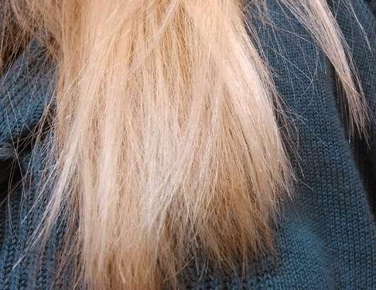 CD Naturkraft Glanz Shampoo - Haare vorher