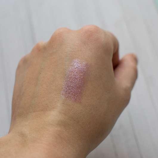 e.l.f. Cosmetics Prismatic Lip Gloss, Farbe: Amethyst - Swatch