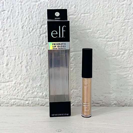 <strong>e.l.f. Cosmetics</strong> Prismatic Lip Gloss - Farbe: Rose Quartz