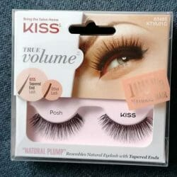 Produktbild zu KISS True Volume Lash – Design: Posh