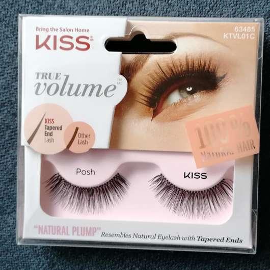 KISS True Volume Lash, Design: Posh