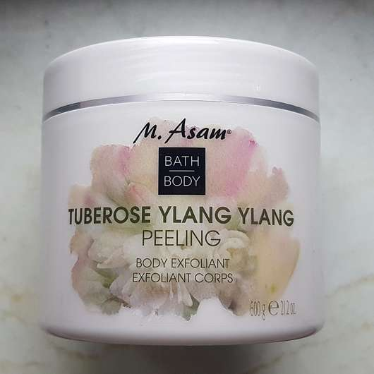 <strong>M. Asam</strong> Tuberose Ylang Ylang Peeling