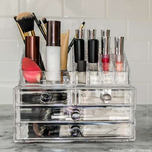 Make-up Storage: So bringt ihr eure Schminkecke auf ein neues Level