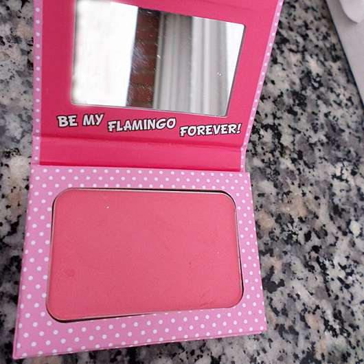 Misslyn Treat Me Sweet Powder Blush, Farbe: Be My Flamingo Forever!