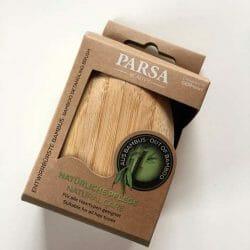 Produktbild zu PARSA BEAUTY Entwirrbürste Bambus