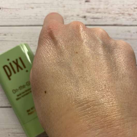 Pixi On-The-Glow Multi-Use Moisture Stick - Swatch