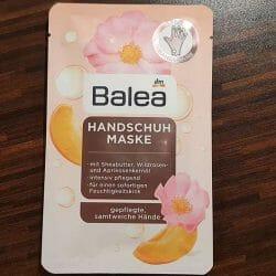 Produktbild zu Balea Handschuh Maske