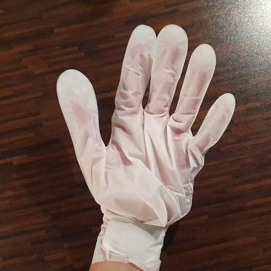 Balea Handschuh Maske