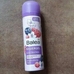 Produktbild zu Balea Rasiergel Iced Berries (LE)
