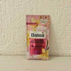 Produktbild zu Balea Sprudelndes Badepuder Bloomy Obsession