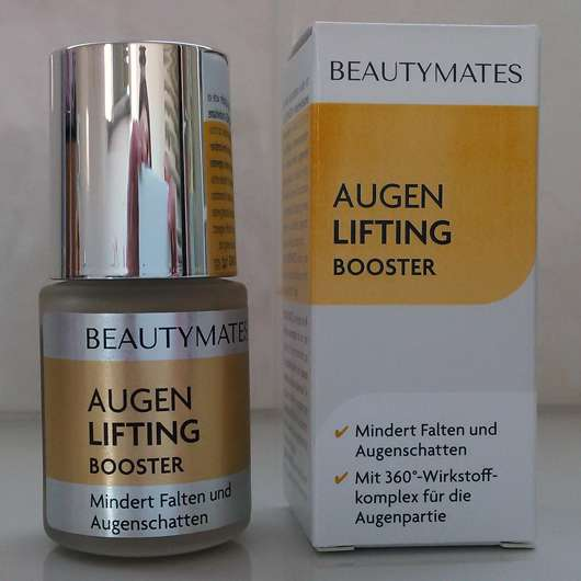 <strong>BEAUTYMATES</strong> Augen Lifting Booster