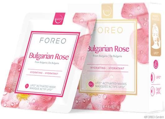 FOREO Bulgarian Rose Maske