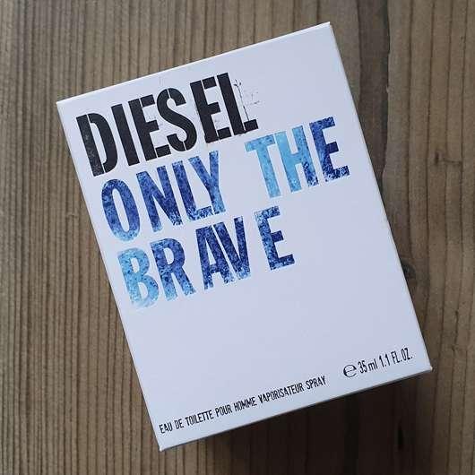DIESEL Only the brave Eau de Parfum