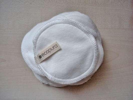 ecopura Reinigungs- und Abschminkpads