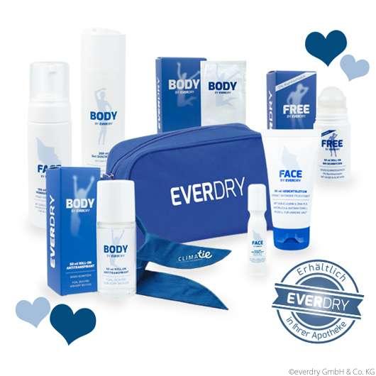 EVERDRY Set für Gesicht & Body