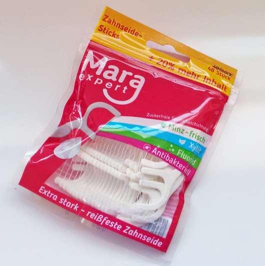 MARA EXPERT Zahnseide-Sticks