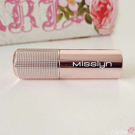 <strong>Misslyn</strong> Color Crush Lipstick - Farbe: 35 Sweet Lollipop