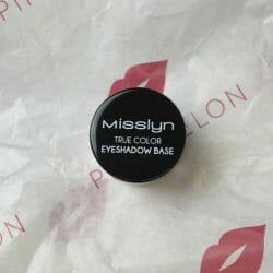Produktbild zu Misslyn True Color Eyeshadow Base