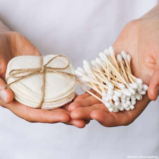 Nachhaltige Alternativen zu Wattepads & Abschminktüchern