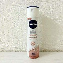 Produktbild zu NIVEA winter moment Anti-Transpirant Spray (LE)