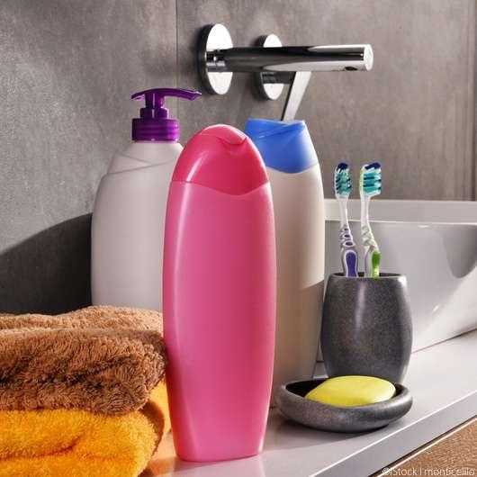 Nachfüllstationen für Seifen, Shampoos & Co.