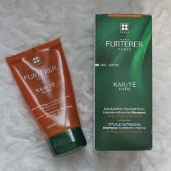Produktbild zu René Furterer Karité Nutri Intensiv-nährendes Shampoo