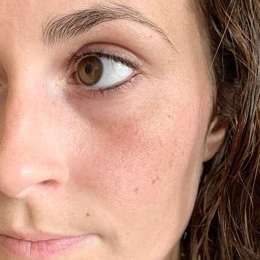 Haut nach 4-wöchigem Test des SOTHYS Detox Energie Sérum Énergisant Intégral