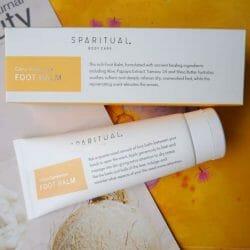 Produktbild zu SpaRitual Citrus Cardamom Foot Balm