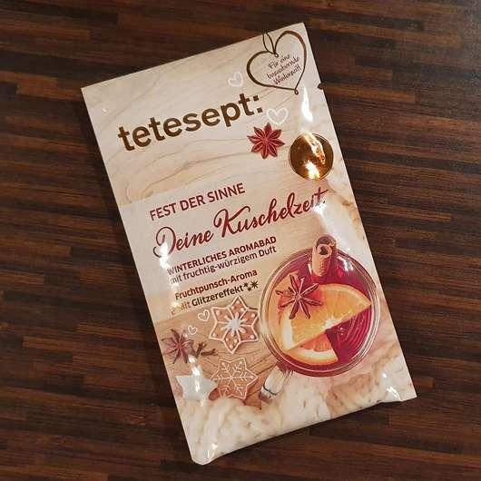 """tetesept Fest der Sinne """"Deine Kuschelzeit"""" Winterliches Aromabad (LE)"""