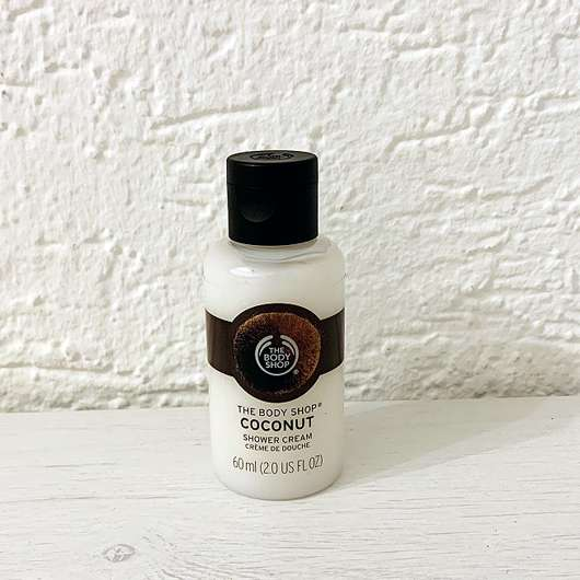 <strong>The Body Shop</strong> Coconut Shower Cream