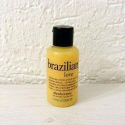 Produktbild zu treaclemoon brazilian love Duschcreme