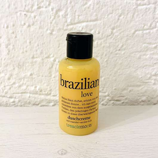<strong>treaclemoon</strong> brazilian love Duschcreme