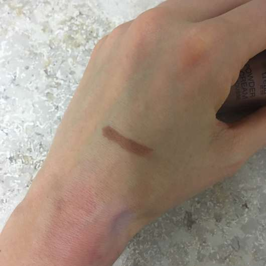trend IT UP Powder To Cream Lip Mousse, Farbe: 010 - Swatch