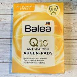 Produktbild zu Balea Q10 Anti-Falten Augen-Pads