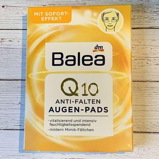Balea Q10 Anti-Falten Augen-Pads