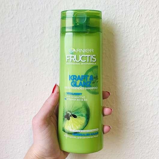 <strong>Garnier Fructis</strong> Kraft & Glanz Kräftigendes Shampoo