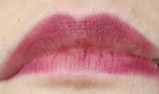 KISS Professional New York Luscious Gel Shine Lipstick, Farbe: 07 Brooklyn Brick