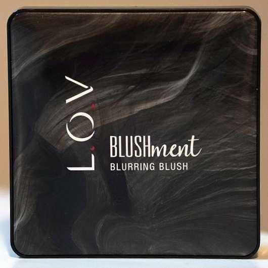 L.O.V BLUSHment Blurring Blush, Farbe: 010 Be The Game Changer