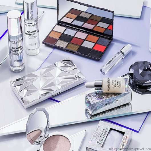 Revolution Make-up: GLASS Collection