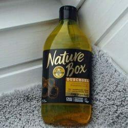 Produktbild zu Nature Box Duschgel Macadamia-Öl