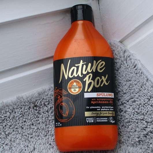 <strong>Nature Box</strong> Spülung Aprikosen-Öl