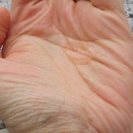 Sagrotan Sanft zur Haut Flüssige Handseife (Luxury Spa Edition) - Konsistenz