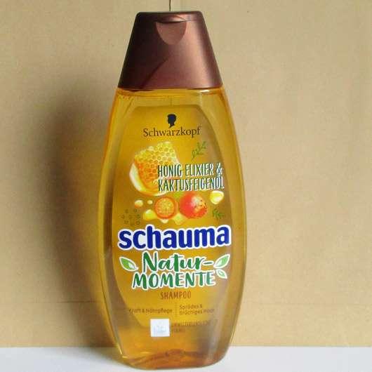 <strong>Schwarzkopf Schauma</strong> Natur-Momente Shampoo Honig-Elixier & Kaktusfeigenöl